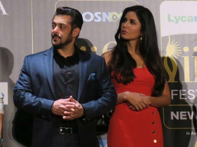 IIFA Awards 2017: Katrina Kaif's 'Most Memorable Moment' Is Meeting Salman Khan At The Age Of 18