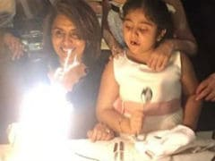Neetu Kapoor's Granddaughter Was The Star Of Her Birthday Party