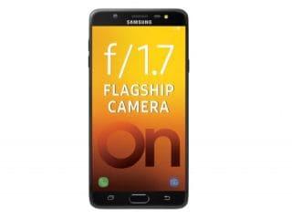 Samsung Galaxy On Max भारत में लॉन्च, 13 मेगापिक्सल के फ्रंट कैमरा से है लैस