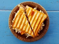Weight Loss: Try This Creamy Grilled Sandwich Without Mayonnaise Or Cheese