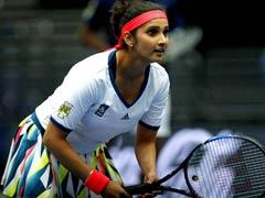 टेनिस रैंकिंग : युकी भांबरी आगे बढ़े, सानिया पर टॉप-10 से बाहर होने का खतरा