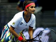 Wimbledon 2017: Sania Mirza Knocked Out Of Women's Doubles