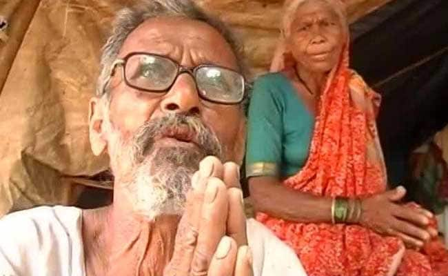हैदराबाद : NDTV की रिपोर्ट के बाद गरीब बुजुर्ग दंपति की मदद के लिए केंद्र ने बढ़ाए हाथ