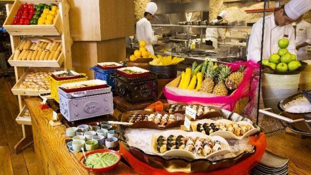 Astounding 7 Best Buffet Restaurants In Delhi Where You Eat As Much As Download Free Architecture Designs Rallybritishbridgeorg