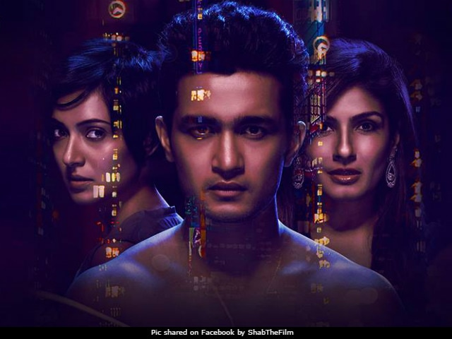Shab  Movie Review: Raveena Tandon Is In Fine Fettle