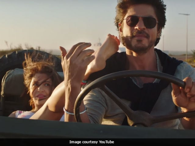 Jab Harry Met Sejal's Song Hawayein: Shah Rukh Khan And Anushka Sharma Take You On A Journey Of Love
