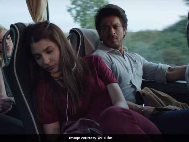 Jab Harry Met Sejal: Love, Actually, For Shah Rukh Khan And Anushka Sharma