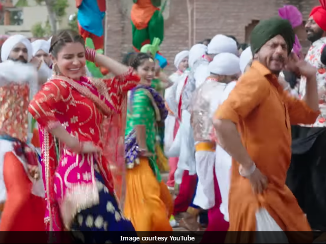 Jab Harry Met Sejal's Song Butterfly Takes Shah Rukh Khan, Anushka Sharma To Punjab