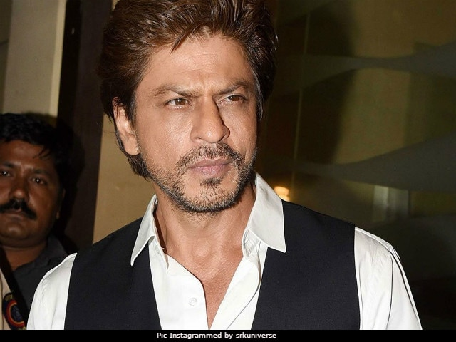 Yes, Shah Rukh Khan Will Speak At Oxford, If He Can Find The Time