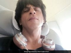Shah Rukh Khan Wraps Los Angeles Break, Returns For <i>Jab Harry Met Sejal</i>