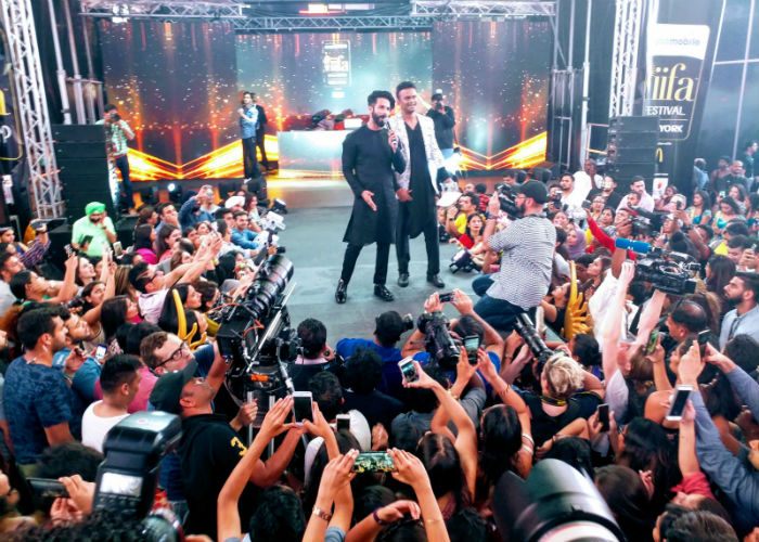 Bollywood set to 'stomp', 'rock' NY with IIFA show