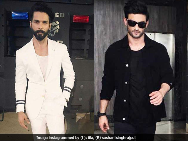 IIFA Awards 2017 Sushant Singh Rajput's Cryptic Tweet Aimed At Shahid Kapoor Twitter Thinks