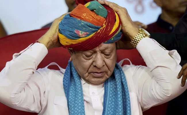 Shankersinh Vaghela Demands Probe Into Jay Shah's Business Dealings