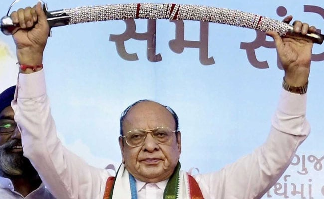 Shankersinh Vaghela Could Team With Sharad Pawar To Further Dent Congress