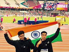 World Para Athletics Championships: Sharad Kumar Wins Silver, Varun Bhati Bags Bronze
