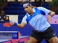 टेबल-टेनिस: भारत के शरत कमल ने वर्ल्ड नंबर 7 कोकी नीवा को हराकर किया बड़ा उलटफेर