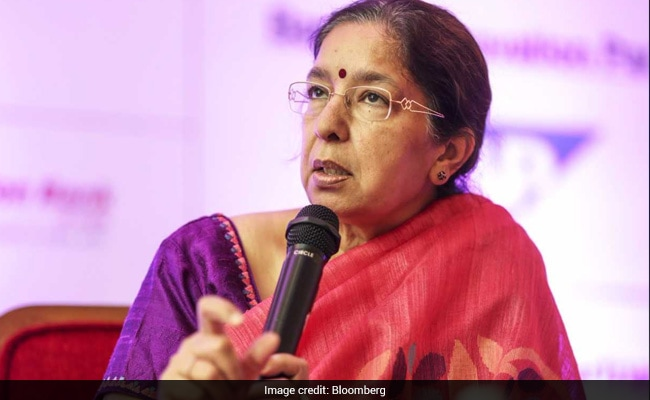 Axis Bank Chief Shikha Sharma to step down in December