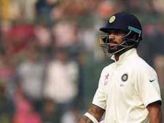 Live Cricket Score, India vs Sri Lanka, 1st Test, Day 1: Shikhar Dhawan, Cheteshwar Pujara Put Visitors On Top
