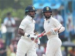 India Vs Sri Lanka: Shikhar Dhawan, Cheteshwar Pujara Power India To 399/3 On Day One