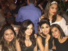 IIFA Awards 2017: See Pics From Shilpa Shetty, Bipasha Basu And Dia Mirza's Girls Night Out In New York