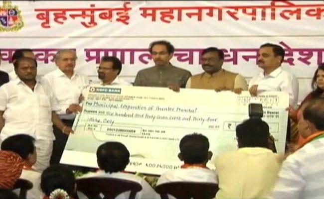 BJP Corporator In Mumbai Allegedly Assaulted By Shiv Sena Corporators