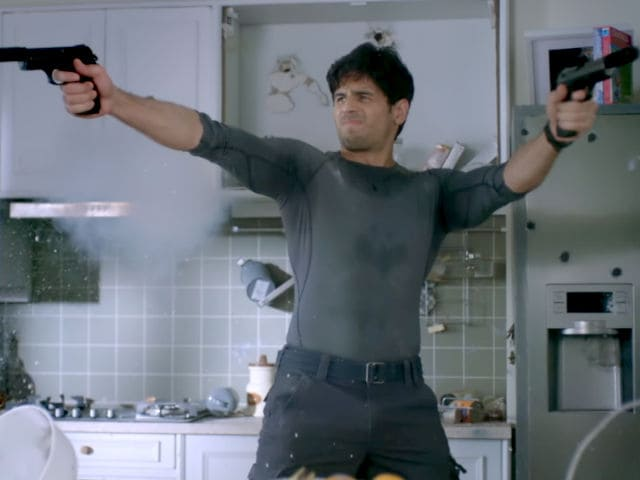A Gentleman Trailer: Sidharth Malhotra Doubles The Fun, Jacqueline Fernandez Not So Much