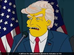 When <i>The Simpsons</i> Rejected Donald Trump