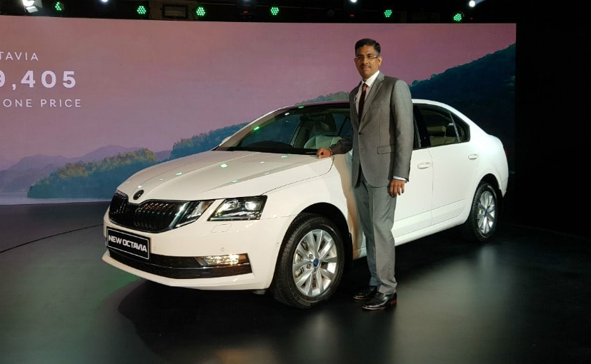 2017 Skoda Octavia Facelift Launched In India Prices Start At Rs
