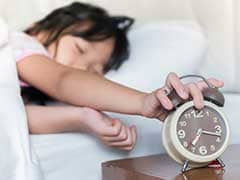 Inadequate Sleep May Up Your Child's Risk of Type-2 Diabetes, Diet Monitoring May Help Get Better Sleep