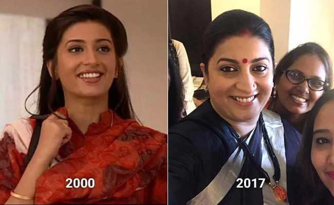 17 सालों में इतनी बदल गईं 'क्योंकि सास भी कभी बहू थी' की तुलसी वीरानी