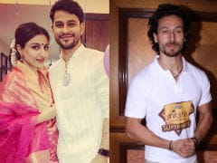 'Nothing Wrong With Soha Ali Khan Wearing A Sari,' Says Tiger Shroff