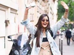 Sonam Kapoor's Street Style In Paris