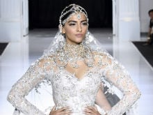 What Sonam Kapoor's Rumoured Boyfriend Said About Her Paris Fashion Week Catwalk