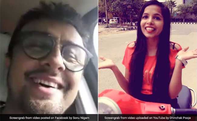 Sonu Nigam Sings Dhinchak Pooja's 'Dilon Ka Shooter' With A Fun Twist