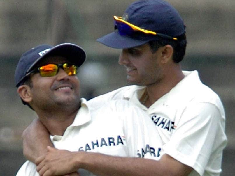 On Sourav Ganguly's Birthday, Virender Sehwag Attributes Test Cricket Success To 'Dada'