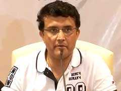 Sourav Ganguly In Favour Of Pay Hike For Domestic Players