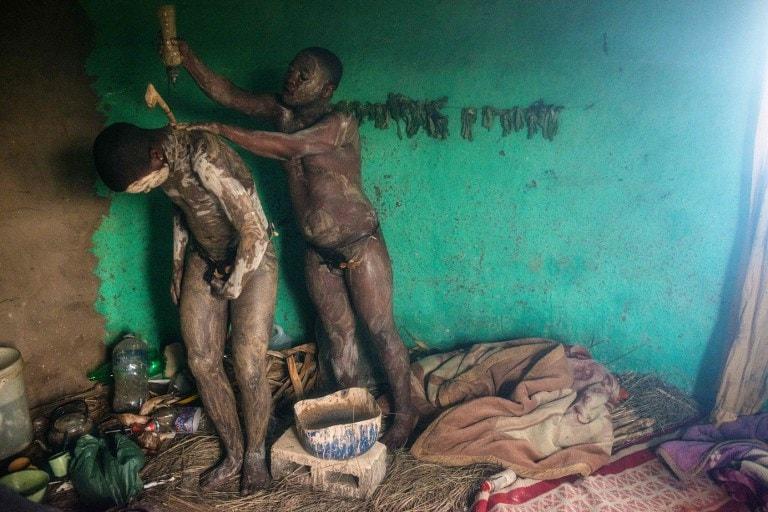 south africa circumcision ritual afp