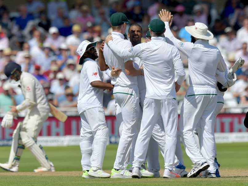 Philander leads South Africa rout of England
