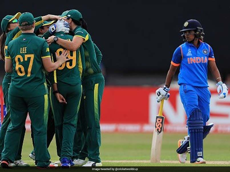 ICC Womens World Cup 2017: Indias Winning Run Comes To An End After Heavy Loss To South Africa