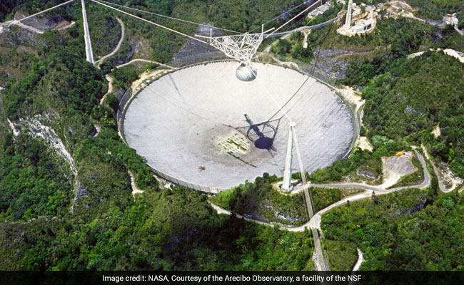 This Mysterious Space Signal Is (Probably) Not From Aliens