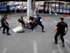 Man Shouting 'Allahu Akbar' In Spain Knife Attack