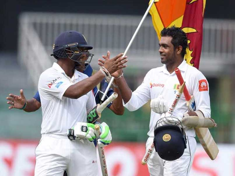 One-Off Test: Sri Lanka Pull Off Record Chase To Beat Zimbabwe