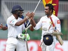 कोलंबो टेस्ट : श्रीलंका ने रिकॉर्ड लक्ष्य का पीछा करते हुए जिंबाब्वे को हराया