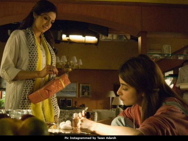 MOM Box Office Collection Day 2: Sridevi's Film Is Slow And Steady