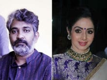 Rajamouli Says Talking About Sridevi Rejecting <I>Baahubali</i> Was A 'Mistake'