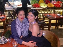 Sridevi Says Her Daughter 'Khushi Didn't Participate In Any Dance Show'