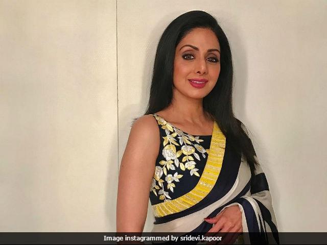 Sridevi Says She Has 'Never Felt Like A Star'