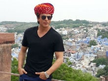 Shah Rukh Khan, Also Known As Harry, Is Now A Tour Guide For Real (Sort Of)