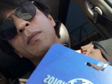 Shah Rukh Khan's 'Universal' Truth: He's A 'Wimp' On Rides