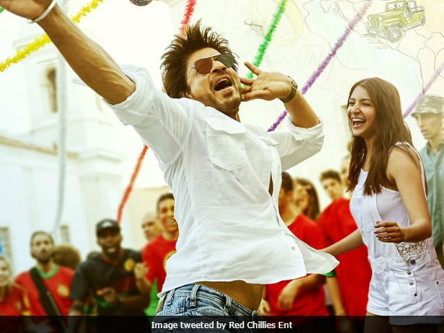 Shah Rukh Khan's Jab Harry Met Sejal Song Credited To Wrong Singer: Reports